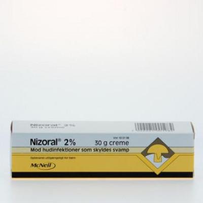 Nizoral Creme 2% (30 g)