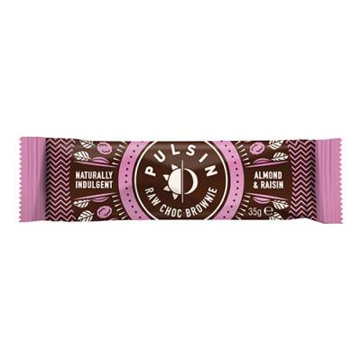Snackbar Berry Burst Pulsin 35 gr.