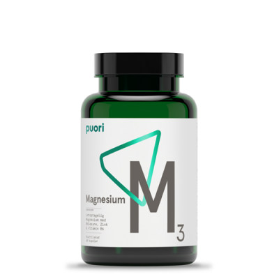 Puori Magnesium M3 (60 kap)
