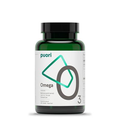 Puori Omega-3 O3 (60 kap)