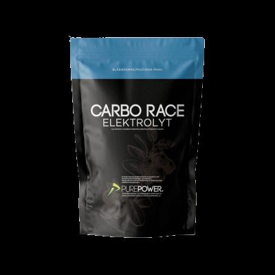 PurePower Carbo Race Electrolyte Blåbær (1 kg)