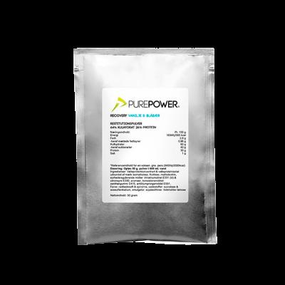 PurePower Recovery Blueberry/Vanilla (50 g)