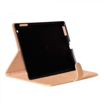 Radicover Tablet Cover iPad 2/3/4 (Lyse brun )