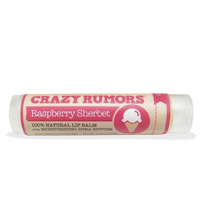 Crazy Rumors Raspberry Sherbet Læbepomade (4.4 ml)