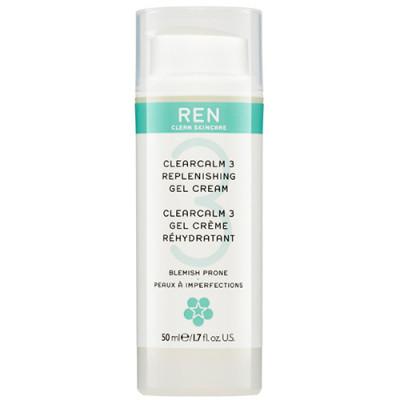 REN Replenishing Gel Cream (50 ml)
