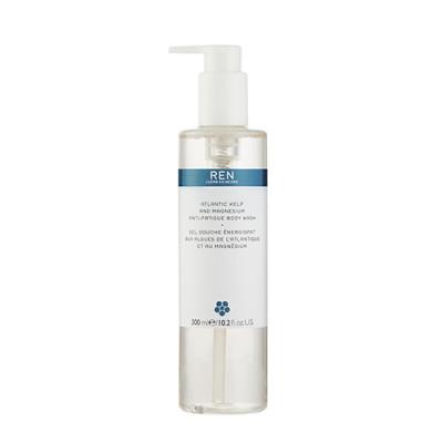 REN Atlantic Kelp And Magnesium Anti-Fatigue Body Wash (300 ml)