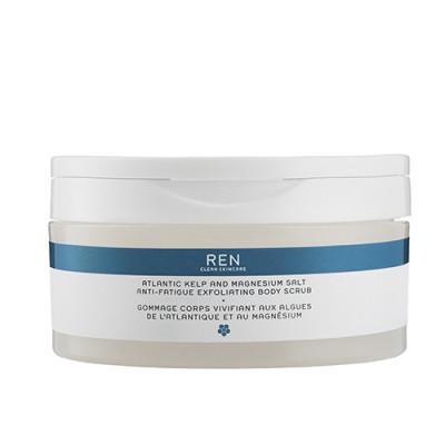 REN Atlantic Kelp And Magnesium Salt Anti-Fatigue Exfoliating Body Scrub (150 ml)