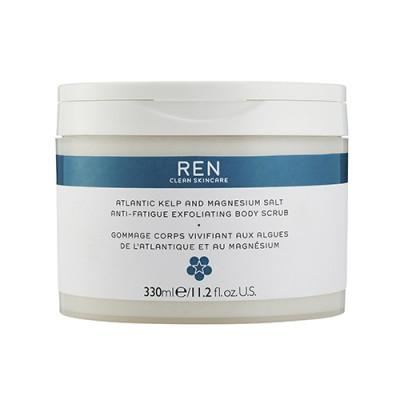 REN Atlantic Kelp And Magnesium Salt Anti-Fatigue Exfoliating Body Scrub (330 ml)