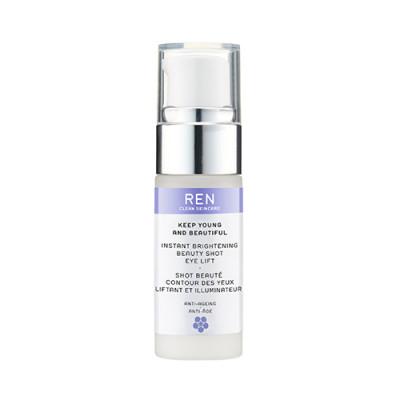 REN Keep Young And Beautiful Instant Brightening Beauty Shot Eye Lift (15 ml)