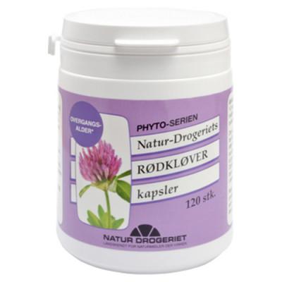 Natur Drogeriet Rødkløver (120 kapsler)