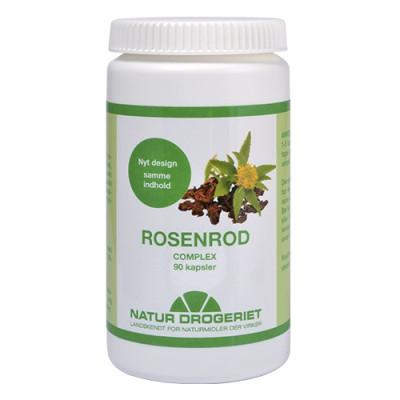 Natur Drogeriet Rosenrod Complex 250mg (90 kapsler)