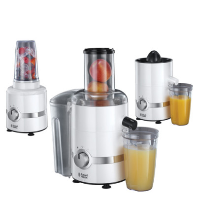 Russell Hobbs 3-i-1 Ultimate Juicer