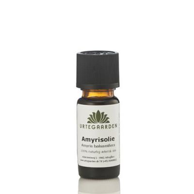 Sandeltræsolie Vestindisk æterisk olie 10 ml.