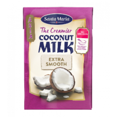 Santa Maria The Creamier Coconut Milk (400 ml)