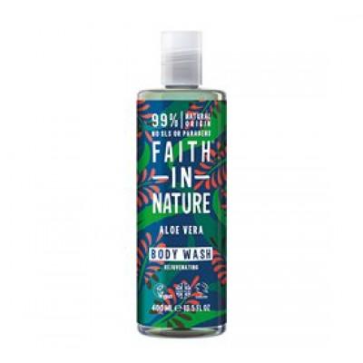 Faith in Nature Aloe Vera Showergel (400 ml)