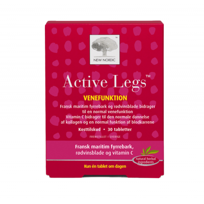 New Nordic Active Legs (60 tabletter)