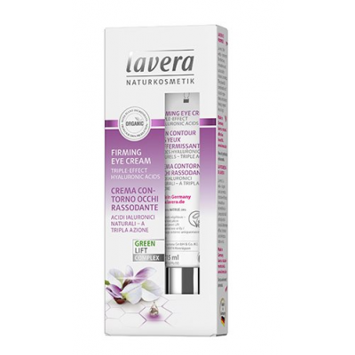 Lavera Firming Eye Cream (15 ml)