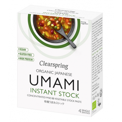 Clearspring Umami Instant Stock (4x 28g)