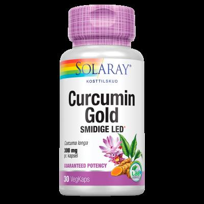 Solaray CurcuminGold 300 mg (30 kap)