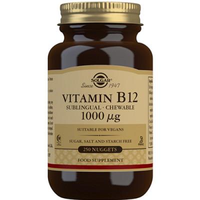 Solgar Vitamin B12 1000ug