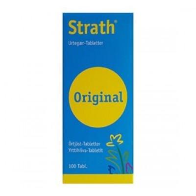 Bio-Strath Urtegær-tabletter (100 stk)