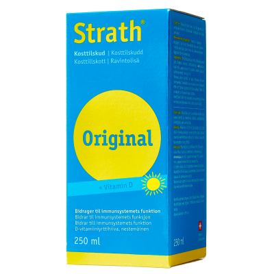 Strath Original D-Vitamin (250 ml)