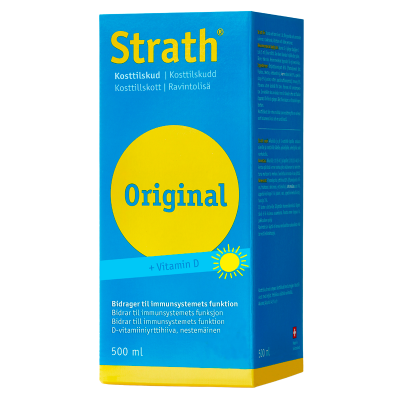 Strath Original D-Vitamin (500 ml)