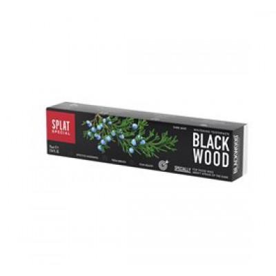 SPLAT Tandpasta Blackwood uden fluor (75 ml)