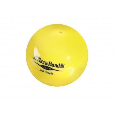 Thera-Band vægtbold 1,0 kg (Gul)
