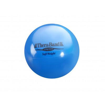 Thera-Band vægtbold 2,5 kg (Blå)