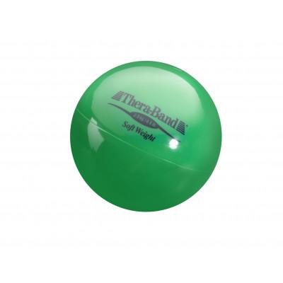 Thera-Band vægtbold 2,0 kg (Grøn)