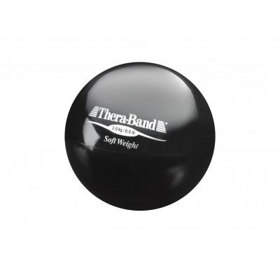 Thera-Band vægtbold 3,0 kg (Sort)