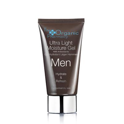 The Organic Pharmacy Men Ultra Light Moisture Gel (75 ml)