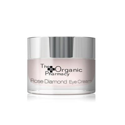 The Organic Pharmacy Rose Diamond Eye Cream (10 ml)