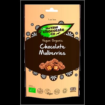 The Raw Chocolate Co. Morbær m. rå chokolade Ø
