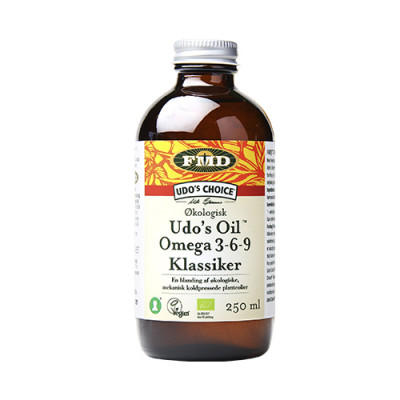 Udo'S Choice Oil Ø (250 ml)