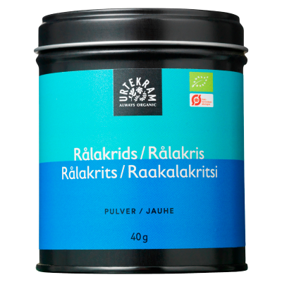 Urtekram Rålakridspulver Ø (40 gr)