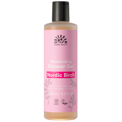 Urtekram Showergel Nordic Birch (250 ml)