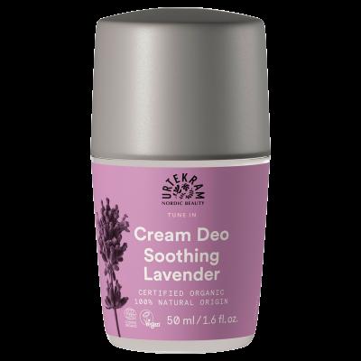 Urtekram Soothing Lavender Cream Deo (50 ml)