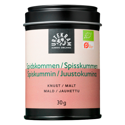 Urtekram Spidskommen Knust Ø (30 gr)