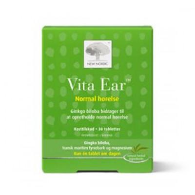 New Nordic Vita Ear (30 tabletter)