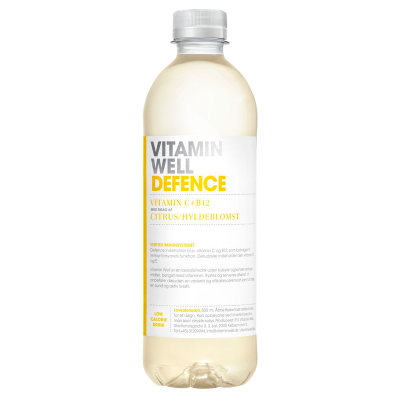 Vitamin Well Defence - Hyldeblomst