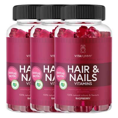 vitayummy hair and nails bundle