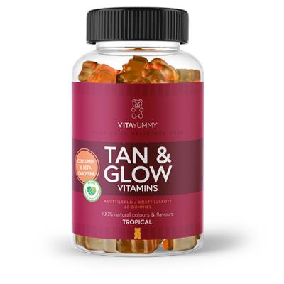 VitaYummy Tan & Glow (60 stk)