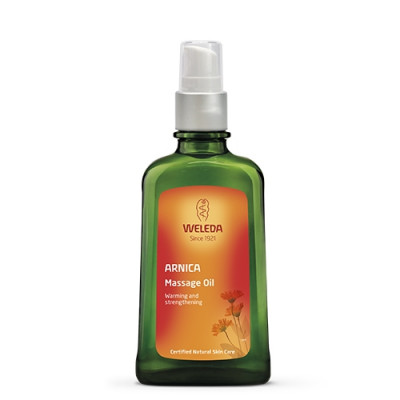 Weleda Arnica Massage Oil (100 ml)