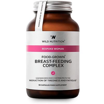 Wild Nutrition Food-Grown® Breast-Feeding Complex (90 kaps)