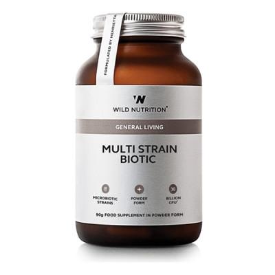 Wild Nutrition Multi Strain Biotin (90 g)