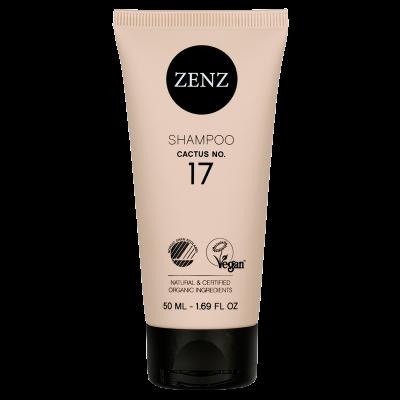 Zenz Shampoo Cactus No. 17 (50 ml)