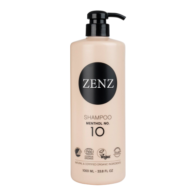 Zenz Shampoo Menthol No. 10 (1000 ml)