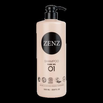 Zenz Shampoo Pure No. 01 (1000 ml)
